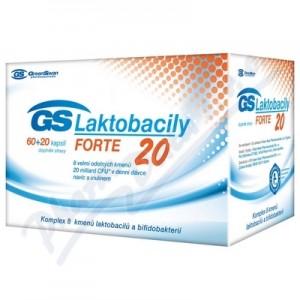 GS Laktobacily Forte 20
